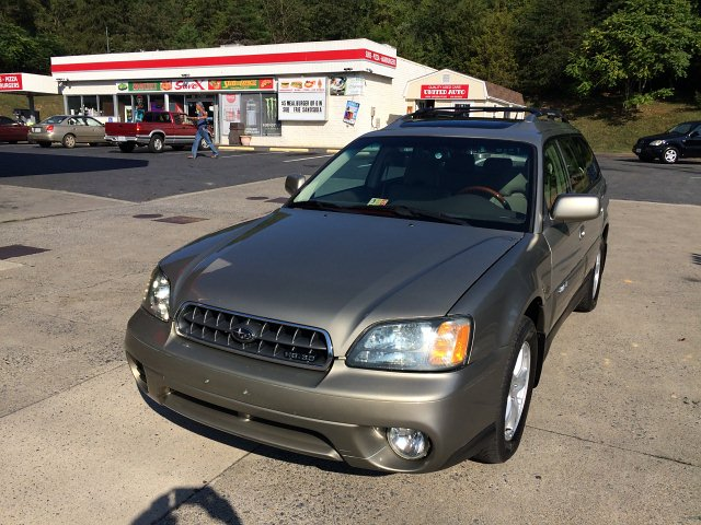 2004 Subaru OUTBACK 4-Door Wagon H6 LL Bean Edition